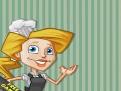 A Hot Donut House Dash FREE! - My Pancake, Waffle and Coffee Maker Cafe Game 1.0 Screenshot