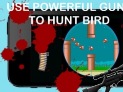 A Hunting Adventure Smash Bird Revenge Crush Sniper Game Flappy Edition By Clumsy Attack Smasher 1.01 Screenshot