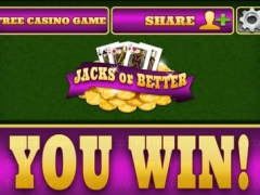 `` A Jacks Or Better Video Poker 1.0 Screenshot