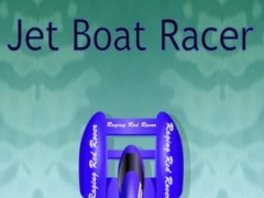A Jet Boat Racer - A Speed-Boat Shooter Free Water Racing Game 1.0 Screenshot