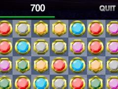 A Jewel Match Blitz - Hidden Objects Puzzle Challenge With Friends HD Free 1.0.1 Screenshot