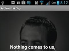 A John Earl Shoaff Quote A Day 1.1 Screenshot