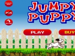 A Jumpy Puppy Free 1.1 Screenshot