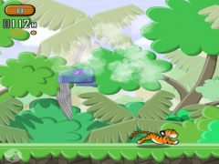 A Jungle Invasion - Angry Aliens Chasing Tiny Tiger 1.2 Screenshot