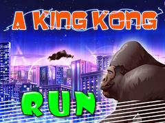 A King kong Run and Jump Free 1.0 Screenshot