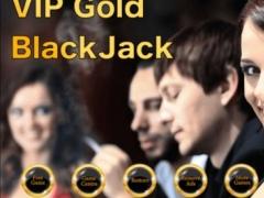 A Las Vegas BlackJack - VIP Gold BlackJack Free 1.0 Screenshot