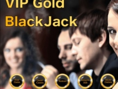A Las Vegas BlackJack - VIP Gold BlackJack 1.0 Screenshot