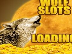 A Las Vegas' Life of Wolf Slots: Shoot the Moon Sky Jackpot Under the Star Chart at Night 2014 1.3 Screenshot