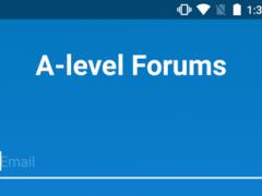 A-level Forums 3.0 Screenshot