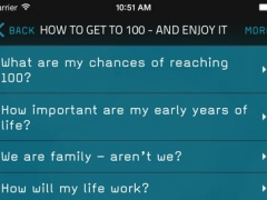 A Life Journey (for iPhone) 1.0 Screenshot