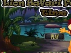 A Lion Safari Feeding Time 1.1 Screenshot