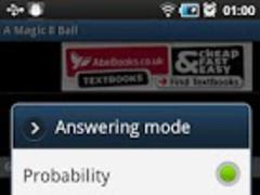 A Magic 8 Ball 1.1.6 Screenshot