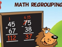 A Math Regrouping App: Addition and Subtraction HD 1.1 Screenshot