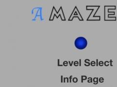 A-maze-d 2.0 Screenshot