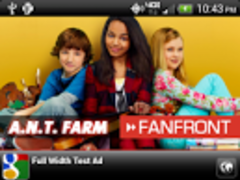 A.N.T. Farm FanFront 1.1 Screenshot