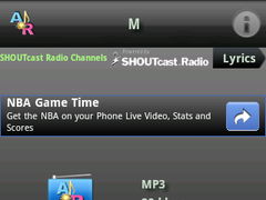 A Online Radio1 1.0.6 Screenshot