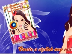 A Princess Covet Nail Fashion Salon Spa Makeover - Casual Kids game for Girls 1.0 Screenshot