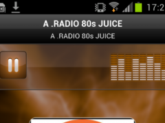 A .RADIO 80s JUICE 3.6.7 Screenshot