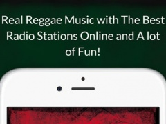 'A Reggae Music PRO - No Ads - The Best Reggae Songs and Roots with Popular Radios 1.01 Screenshot
