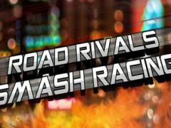 ``A Road Rivals Smash Traffic Riot Racing Game 1.0 Screenshot