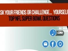 A Supreme Football Ultimate Quiz: Superbowl Fans Trivia Edition 1.0 Screenshot