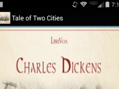 A Tale of Two Cities audio/txt 1.0 Screenshot