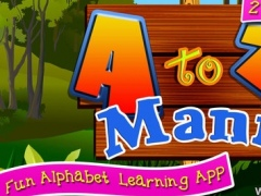 A-Z Mania – Learn English Grammar and Build Vocabulary With This Musical English Learning App For Preschool Kindergarten Kids & Primary Grade School Children 1.0.5 Screenshot