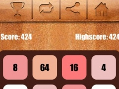 A1 2048 Mind Twister - best brain exercise puzzle 1.2 Screenshot