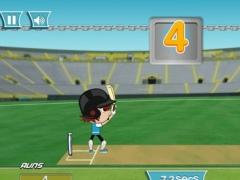 A1 High School Cricket Champ Pro - cool star batsman sports cup 1.4 Screenshot