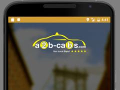 A2B Cabs Taxi Booker 1.60 Screenshot