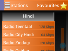 A2Z Indian FM Radio 2.8.1 Screenshot