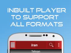 A2Z Iran FM Radio  Screenshot