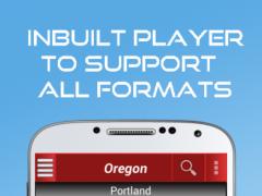 A2Z Oregon FM Radio  Screenshot