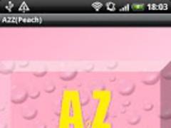 A2Z (Peach)  Screenshot