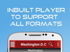 A2Z Washington D.C. FM Radio  Screenshot