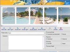 A3D Stitcher 1.2 Screenshot
