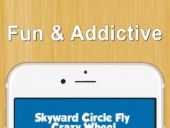 AA Tbh Skyward Circle Fly Crazy Wheel Games 1.0 Screenshot