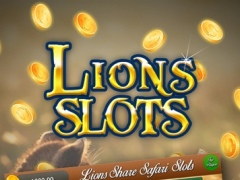 AAA Adventure of Lions and Tigers Slots Safari Share - Free Slots (Realistic Simulation) 1.2 Screenshot