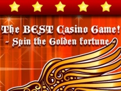 AAA Big Golden Star Slots PRO - Spin the wheel to hit the supreme jackpot 1.0 Screenshot