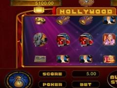 AAA Cinema Slot-Poker : Hollywood Casino with Lucky Daily Bonus Free 1.0 Screenshot