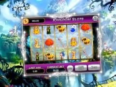 AAA Mountain Kingdom Fairy Tale Slots 2.3 Screenshot