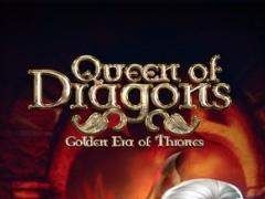 AAA Vikings Queen of Dragons Slots - Golden Era of Thrones 777 Slot Machine Game. 1.0 Screenshot