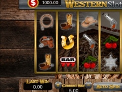 AAA Western Slots Party Jackpot Vegas - Free Mania Game 2.1 Screenshot