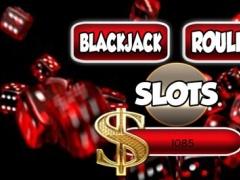AAAaaa Skull Poker Casino 777 Slots 1.0 Screenshot