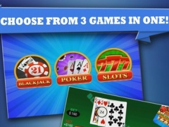 Aaaaaaaa!! +777+ Big Lights Las Vegas Casino with Blackjack, Poker, and Slots! Pro 1.0 Screenshot