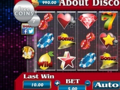 AAAAbout Disco Casino 1.0 Screenshot
