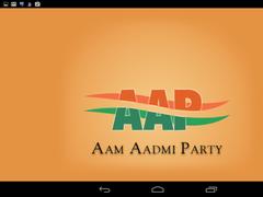 Aam Aadmi Party(AAP) 2.1.0 Screenshot