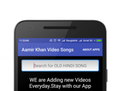 Aamir Khan Video Songs 1.0 Screenshot