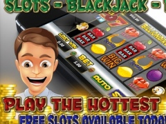 Aaron Billionaire Jackpot Slots - Roulette - Blackjack 1.0 Screenshot