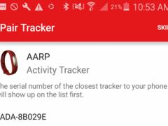 AARP Walking Challenge 2.3 Screenshot